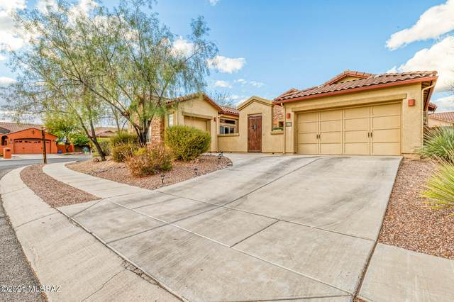 1254 W Casentino Pass, Oro Valley, AZ 85755 (#22102150) :: Long Realty - The Vallee Gold Team