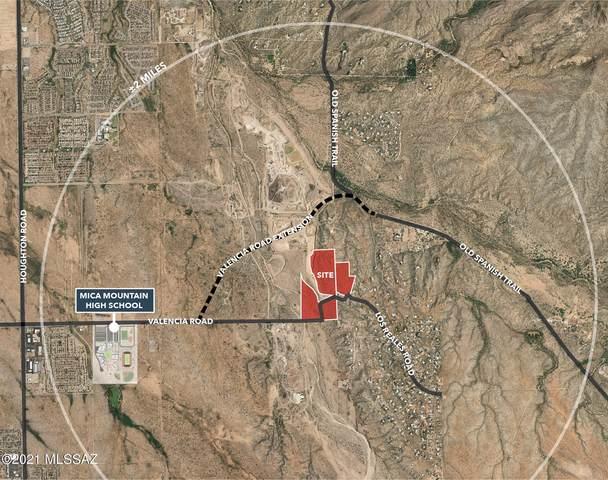 E Los Reales Road #82, Tucson, AZ 85747 (#22102151) :: Gateway Realty International