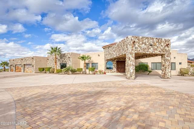 13380 N Como Drive, Tucson, AZ 85755 (#22102153) :: Keller Williams