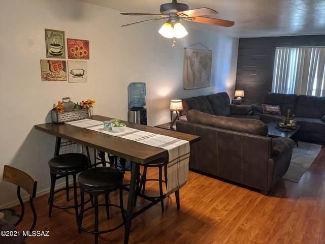 911 N Euclid Avenue #108, Tucson, AZ 85719 (#22102156) :: The Local Real Estate Group | Realty Executives