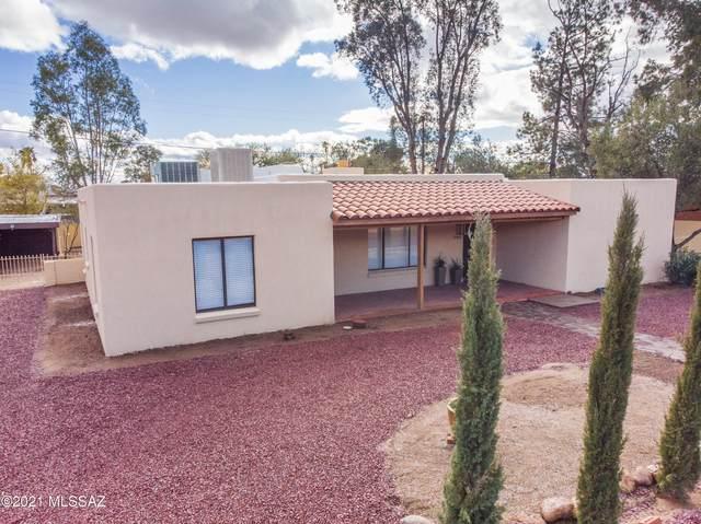 2918 E Arroyo Chico, Tucson, AZ 85716 (#22102159) :: Long Realty - The Vallee Gold Team