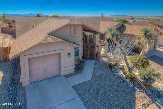 9948 E Skyward Way, Tucson, AZ 85730 (#22102161) :: Tucson Property Executives