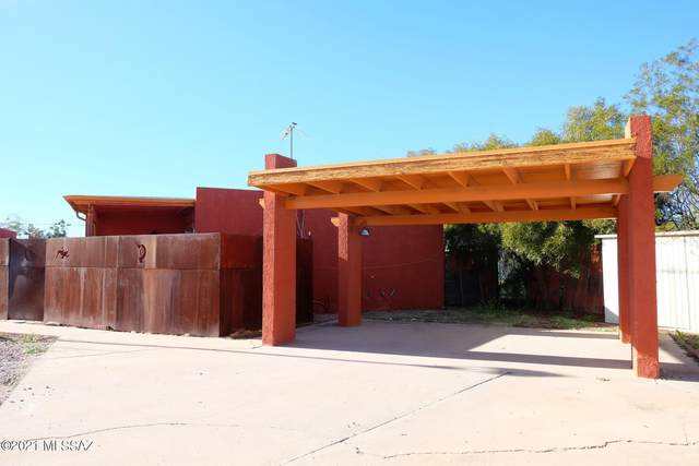 2131 N Margaret Avenue, Tucson, AZ 85716 (#22102181) :: Gateway Realty International