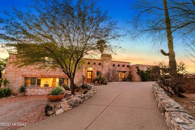 5255 N Camino Escuela, Tucson, AZ 85718 (#22102198) :: Tucson Real Estate Group
