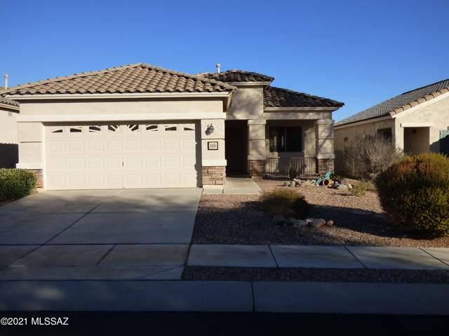 1300 W Camino Buenos Aires, Sahuarita, AZ 85629 (#22102201) :: Tucson Real Estate Group