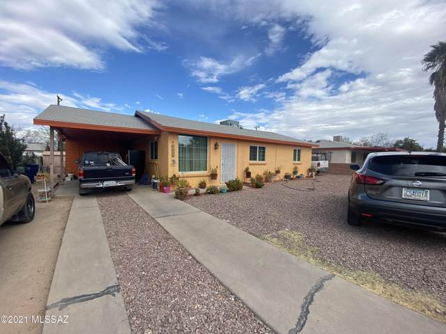 750 W Calle Castile, Tucson, AZ 85746 (#22102217) :: The Local Real Estate Group | Realty Executives