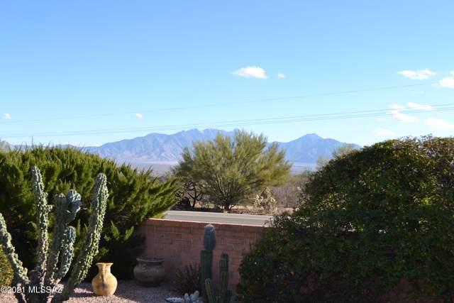 1141 W Placita Alvina, Green Valley, AZ 85614 (#22102219) :: Tucson Real Estate Group