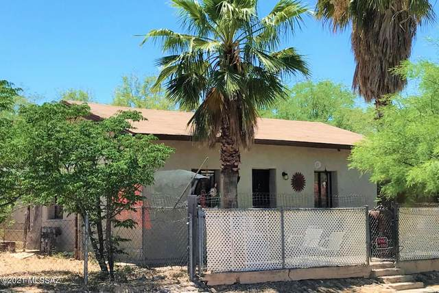 111 W 27Th Street, Tucson, AZ 85713 (#22102228) :: Long Realty - The Vallee Gold Team