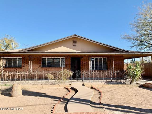 3611 S 13Th Avenue, Tucson, AZ 85713 (#22102237) :: Keller Williams