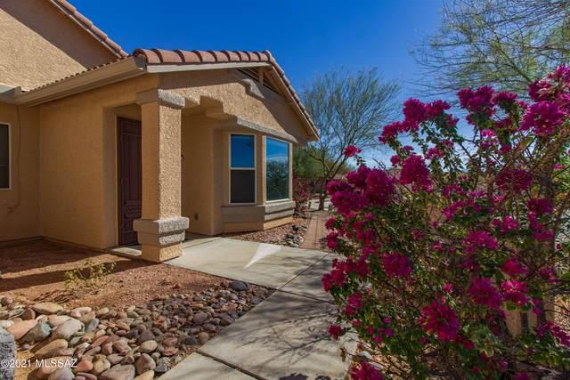 5436 W Chierreon Way, Marana, AZ 85658 (#22102256) :: Tucson Real Estate Group