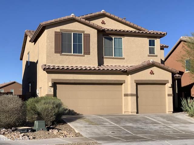 9566 S Orange Mallow Drive, Tucson, AZ 85747 (#22102268) :: Tucson Real Estate Group