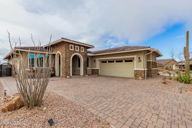 7265 Falcon View Pass, Marana, AZ 85658 (#22102271) :: Tucson Real Estate Group