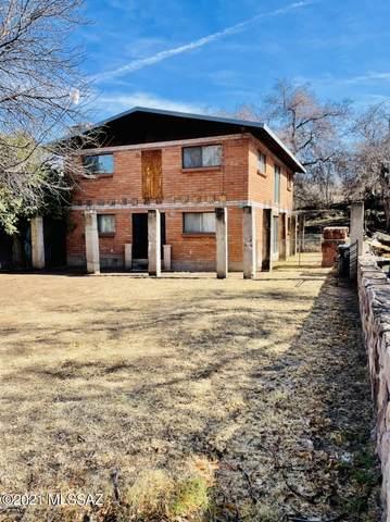 1024 N Bankerd Avenue, Nogales, AZ 85621 (MLS #22102276) :: The Luna Team