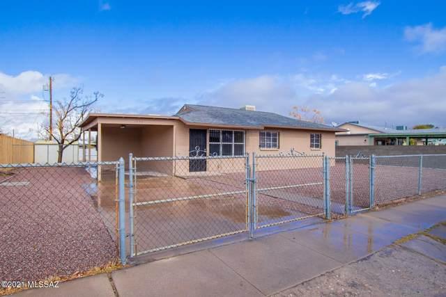 1933 E Fayette Vista, Tucson, AZ 85713 (#22102323) :: Keller Williams