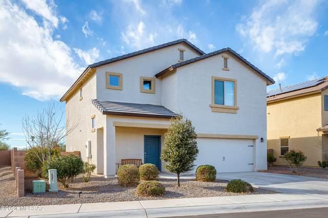 11359 W Spear Shaft Drive, Marana, AZ 85658 (#22102333) :: Gateway Realty International