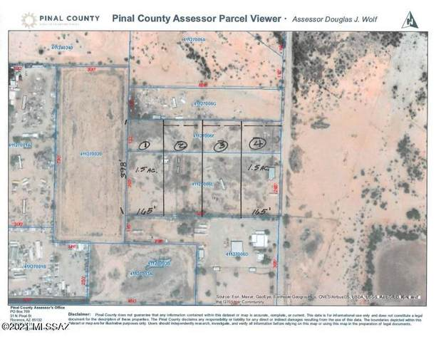 19004 S Blossom Avenue #3, Picacho, AZ 85141 (#22102366) :: Long Realty - The Vallee Gold Team