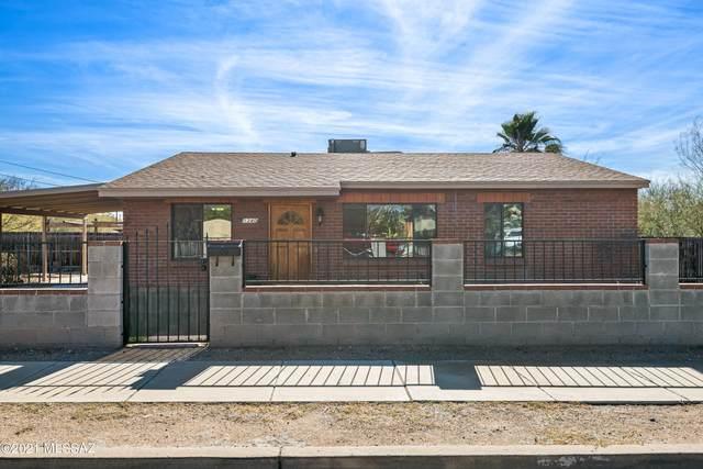 1340 N 5Th Avenue, Tucson, AZ 85705 (#22102403) :: Gateway Realty International