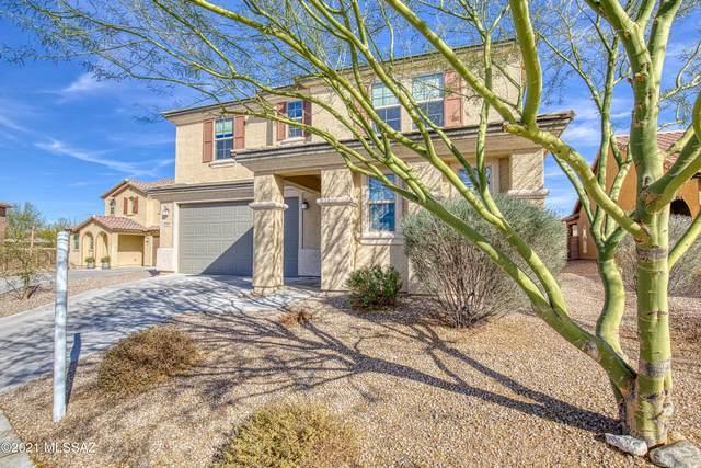 10263 E Placita De Dos Pesos, Tucson, AZ 85730 (#22102424) :: Long Realty - The Vallee Gold Team