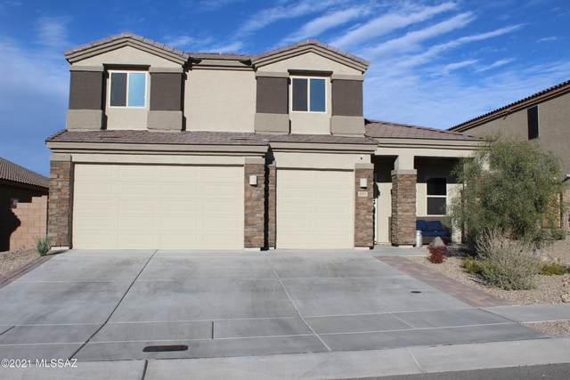 200 W Sg Posey Street S, Vail, AZ 85641 (#22102536) :: Long Realty - The Vallee Gold Team