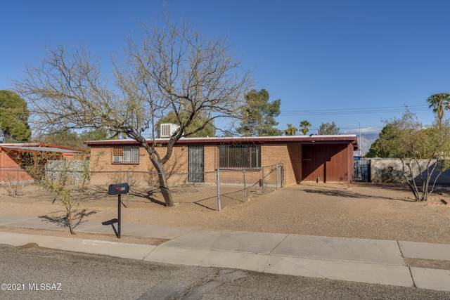 5209 E 25th Street, Tucson, AZ 85711 (#22102545) :: The Local Real Estate Group | Realty Executives