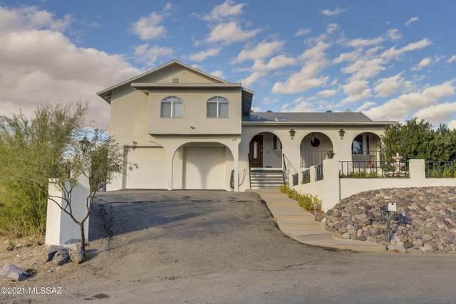 2658 W Ruthann Place, Tucson, AZ 85713 (#22102555) :: Tucson Real Estate Group
