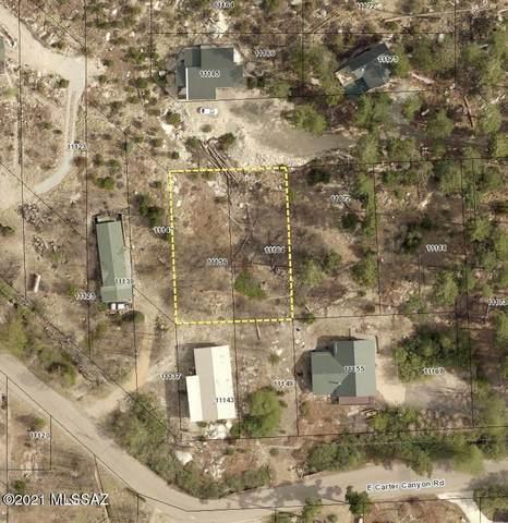 11156 E Globe Street #1, Mt. Lemmon, AZ 85619 (#22102582) :: Long Realty Company