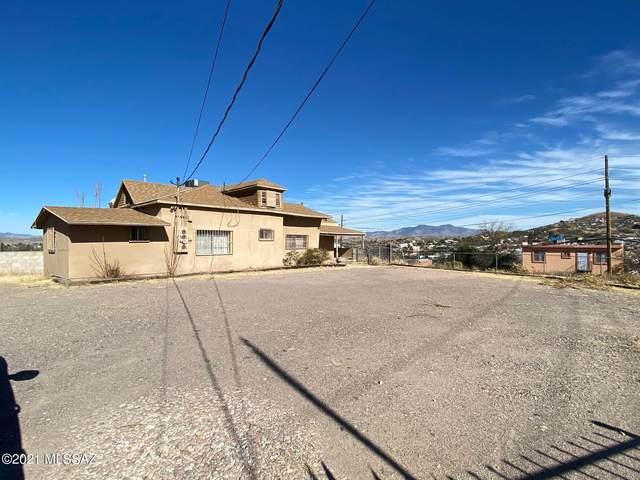 111 N West Street, Nogales, AZ 85621 (#22102594) :: Keller Williams