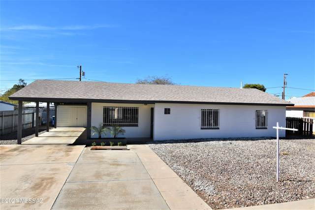 824 S Jerrie Avenue, Tucson, AZ 85711 (#22102627) :: Long Realty - The Vallee Gold Team