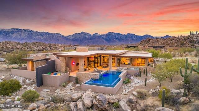 1509 W Tortolita Mountain Circle, Oro Valley, AZ 85755 (#22102633) :: The Local Real Estate Group | Realty Executives