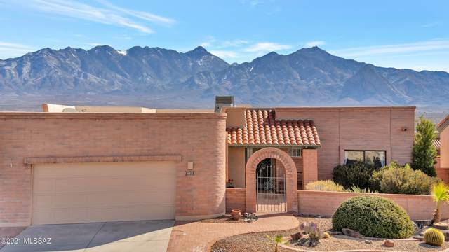 4915 S Prairie Hills Drive, Green Valley, AZ 85622 (#22102678) :: Gateway Realty International