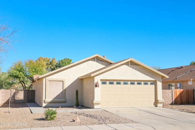 7983 E Sundew Drive, Tucson, AZ 85710 (#22102735) :: The Local Real Estate Group | Realty Executives