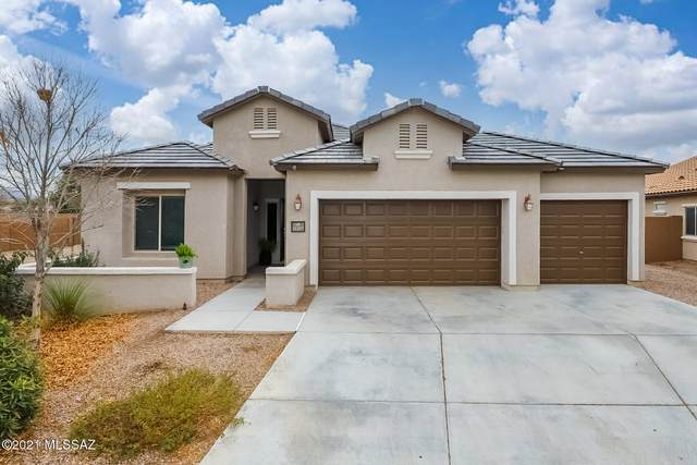 11297 W Willow Den Drive, Marana, AZ 85653 (#22102815) :: Long Realty - The Vallee Gold Team