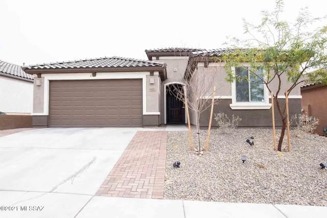 5257 W Toronto Highlands Lane, Tucson, AZ 85742 (#22102841) :: Long Realty - The Vallee Gold Team