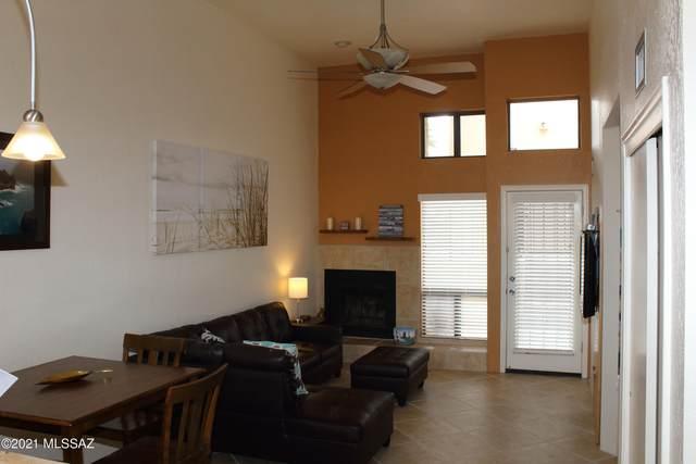7622 E Callisto Circle #103, Tucson, AZ 85715 (#22102881) :: Gateway Realty International