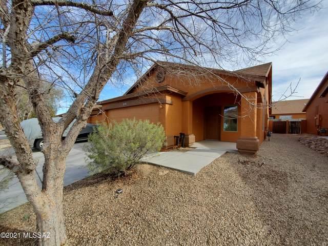 5985 S Avenida Las Monjas, Tucson, AZ 85706 (#22102885) :: Gateway Realty International