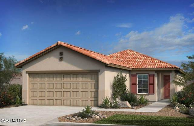 8047 S Golden Bell Drive Lot 53, Tucson, AZ 85747 (#22102959) :: The Local Real Estate Group | Realty Executives