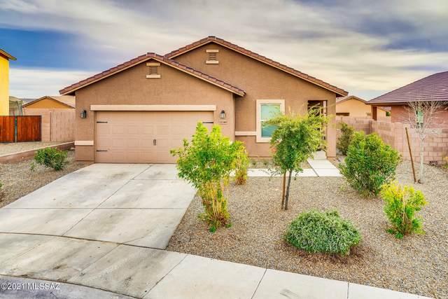 11349 W Caliche Drive, Marana, AZ 85658 (#22102962) :: Gateway Realty International