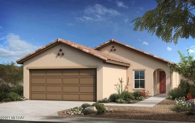 13189 E Iron Chief Drive Lot 139, Tucson, AZ 85747 (#22102964) :: Keller Williams