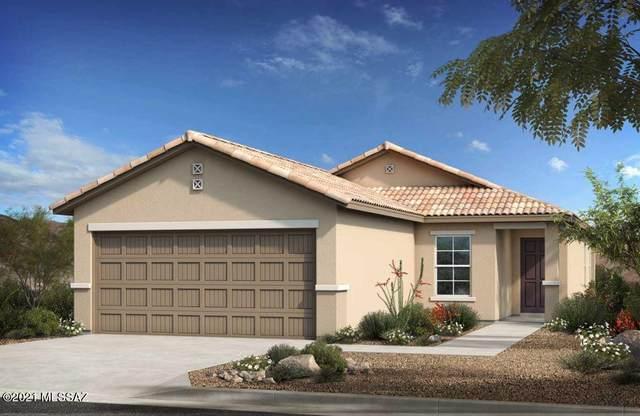 13197 E Iron Chief Drive Lot 138, Tucson, AZ 85747 (#22102978) :: Keller Williams