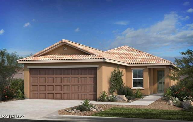 8043 S Golden Bell Drive Lot 54, Tucson, AZ 85747 (#22102979) :: The Local Real Estate Group | Realty Executives