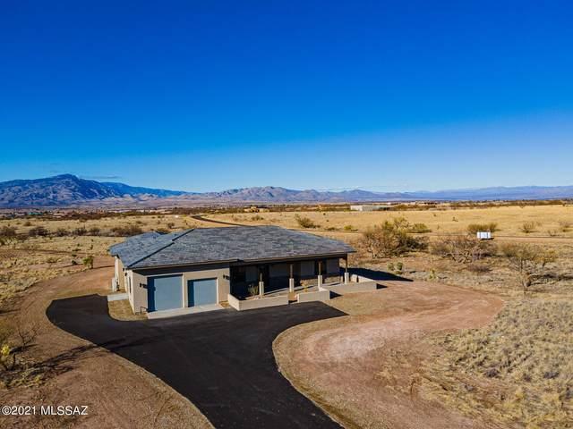 3190 W Bear Creek Way, Benson, AZ 85602 (#22103004) :: Long Realty Company