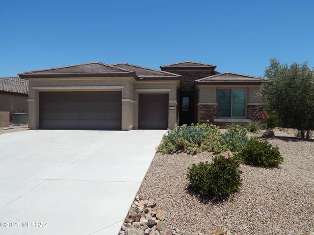 1126 N Night Heron Drive, Green Valley, AZ 85614 (#22103014) :: The Local Real Estate Group | Realty Executives