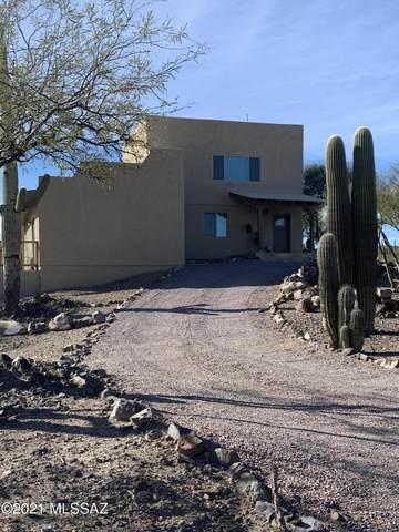 2850 S Paradise Mountain Road, Tucson, AZ 85713 (#22103015) :: Keller Williams