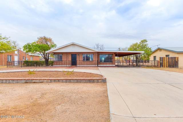 1318 E Copper Street, Tucson, AZ 85719 (#22103042) :: Keller Williams