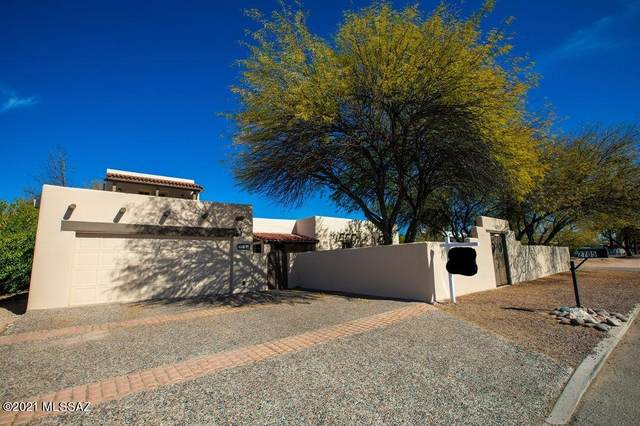 2705 E Lee Street, Tucson, AZ 85716 (#22103056) :: Gateway Realty International
