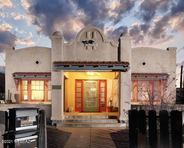 927 N 2nd Avenue, Tucson, AZ 85705 (#22103082) :: The Local Real Estate Group | Realty Executives