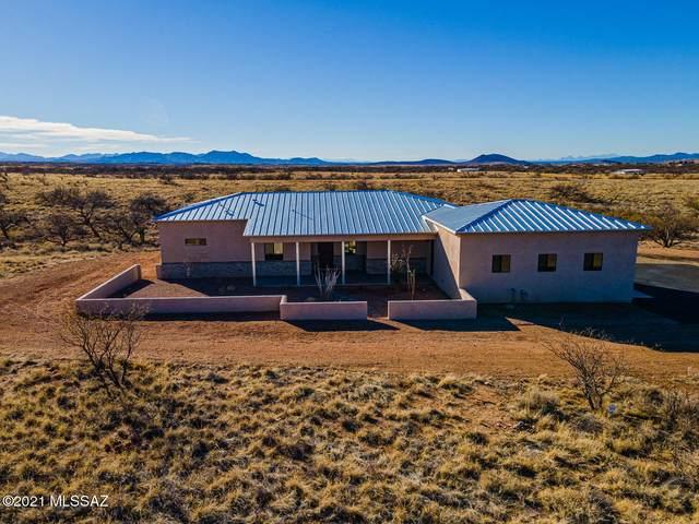 1362 S Cattlemans Loop, Benson, AZ 85602 (#22103092) :: Long Realty Company