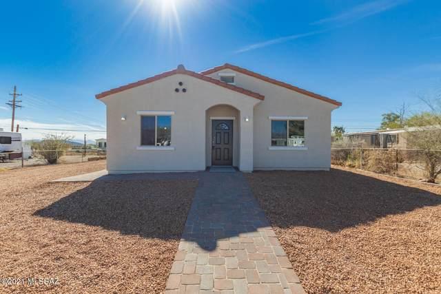 2541 W Roadrunner Road, Tucson, AZ 85746 (#22103115) :: Keller Williams