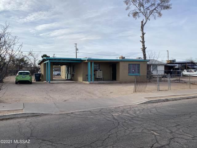 811 W Idaho Street, Tucson, AZ 85706 (#22103139) :: Tucson Real Estate Group