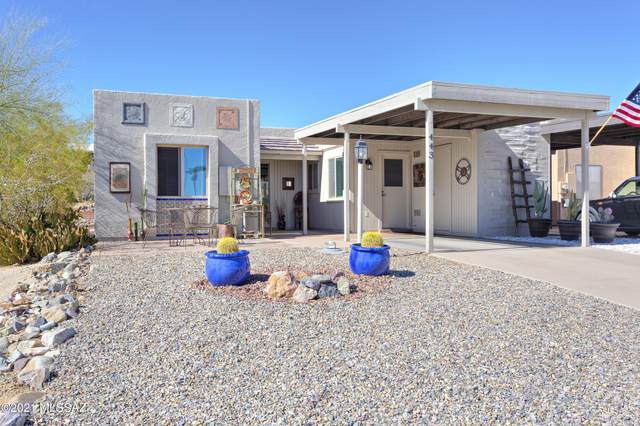 443 N Calle De Las Profetas, Green Valley, AZ 85614 (#22103149) :: Tucson Real Estate Group